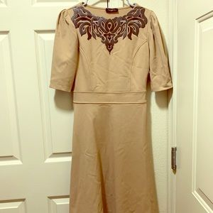 Beautiful European Style Dress